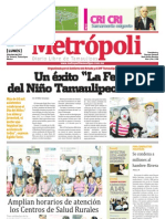Edicion 29 Abril 2013