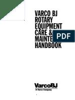Rotary Equipment User's Handbook NOV