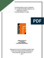 Laporan Praktikum Multimedia