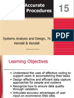 Kendall7e_ch15 Designing Accurate
