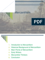 Mercantilism Another Version