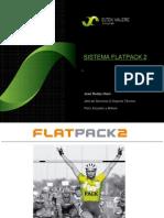 Sistema Rectificador Flatpack 2