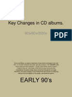 Key Changes Media CD