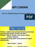 Terapi Cairan Prof. Habibah