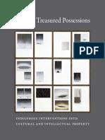 Treasured Possessions by Haidy Geismar
