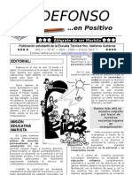ILDEFONSO EN POSITIVO - nº 47 - Abril