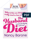 The Husband Diet by Nancy Barone FREE extract