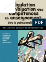 Regulation Et Evaluation