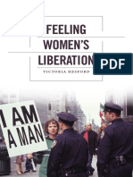 Feeling Women's Liberation by Victoria Hesford