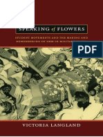 Speaking of Flowers by Victoria Langland
