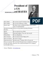 Rutherford Hayes (Clémence C)