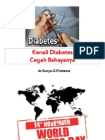 Diabetes Melitus Penyuluhan