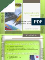 Administracion de Obras grupo_7 Ruta crítica R2-2011