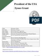 Ulysses Grant (Thibault)