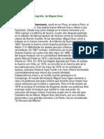 Biografia Miguel Grau