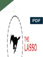 Lasso Print Edition #1 2013