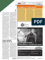 thesun 2009-04-01 page11 no politics in school please