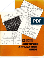 ADI Multiplier Applications Guide