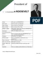 Theodore Roosevelt (Steven)