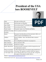 Theodore Roosevelt (Thomas)