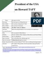 William Howard Taft (Eugénie)