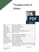 William McKinley (Florentin)