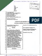 Gravity Defyer v Finish Line - 1stAmendComplaint