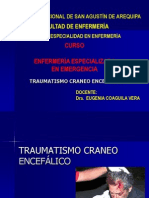TRAUMATISMO CRANEO ENCEFÁLICO.ppt
