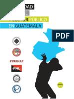 Libro Impunidad Laboral en El Sector Publico Guatemalteco