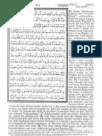 Der Koran. Arabisch - Deutsch Max Henning, Murad W. Hofmann Teil 2