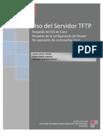 Uso Del Servidor TFTP