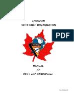 Pathfinder Drill Manual