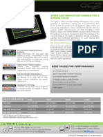 OCZ Agility4 Product Sheet