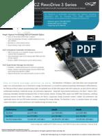 OCZ Revo3 Product Sheet