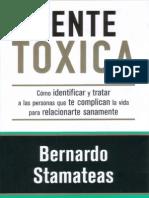Bernanrdo Stamateas - Gente Toxica