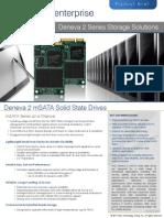 Ocz Deneva2 Msata Product Brief