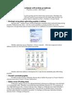 38828487 Upravljanje Softverskim Projektom MS Project Priprema Za Vezbe