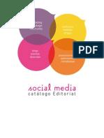 Catálogo de Anaya Multimedia sobre Social Media.