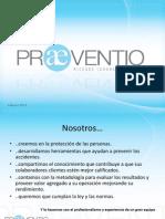 Presentacion PRAEVENTIO Febrero 2013 (2)[1]