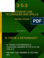 3-5-3 DL Techniques and Drills[1]