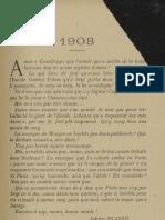 Reclams de Biarn e Gascounhe. - Yéné 1908 - N°1 (12e Anade)