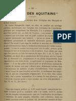 Reclams de Biarn e Gascounhe. - Julh 1908 - N°6 (12e Anade)