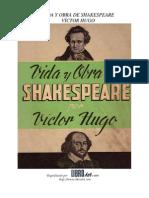 Víctor Hugo - Vida y obra de Shakespeare