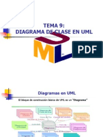 Tema-9 Diagrama Clase