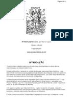 01 - Religião - História da Umbanda