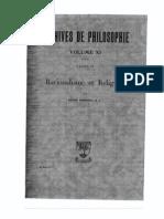 R P André Brémond