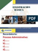 Administracion Basica -Cap- 3