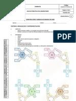 PRAXIS 7 ANÁLISIS Y CONSTRUCCIÓN DE MODELO DE ADN