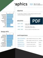 Addison Vacca - Graphic Design Resume