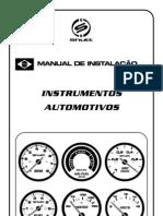 Manual Instrumentos Shutt I71500016-BR